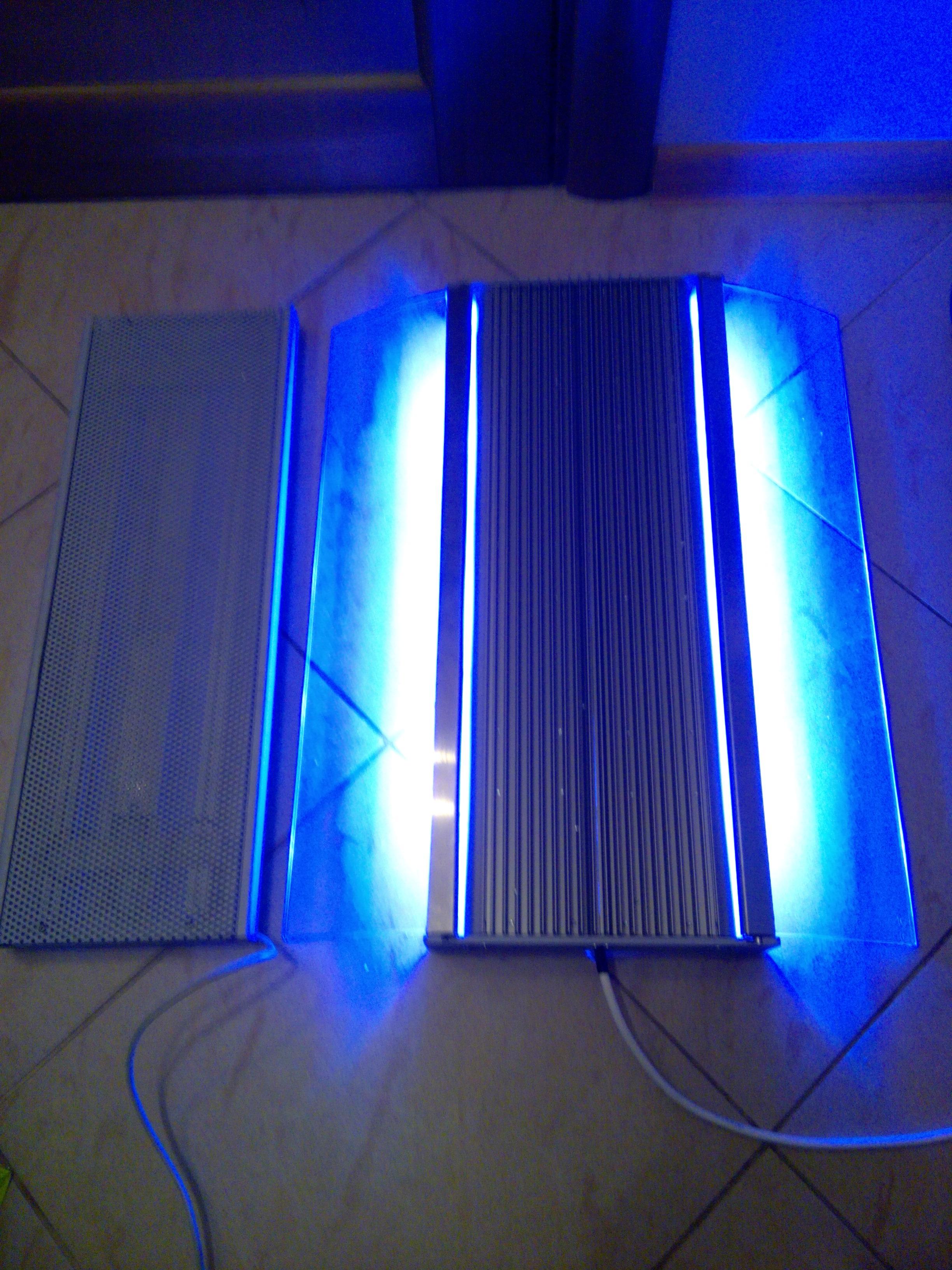 Модернизация лед светильника ELOS