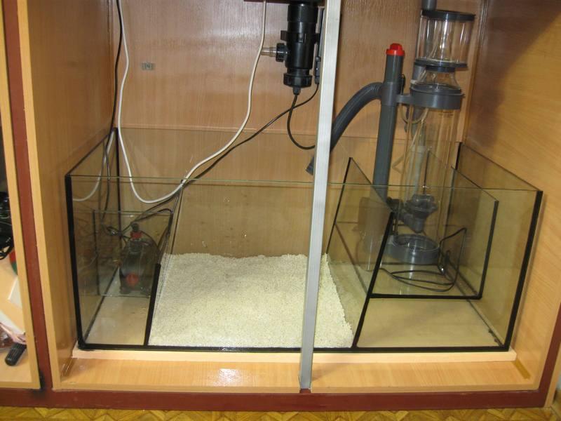 Как сделать аквариум своими руками для морской аквариум