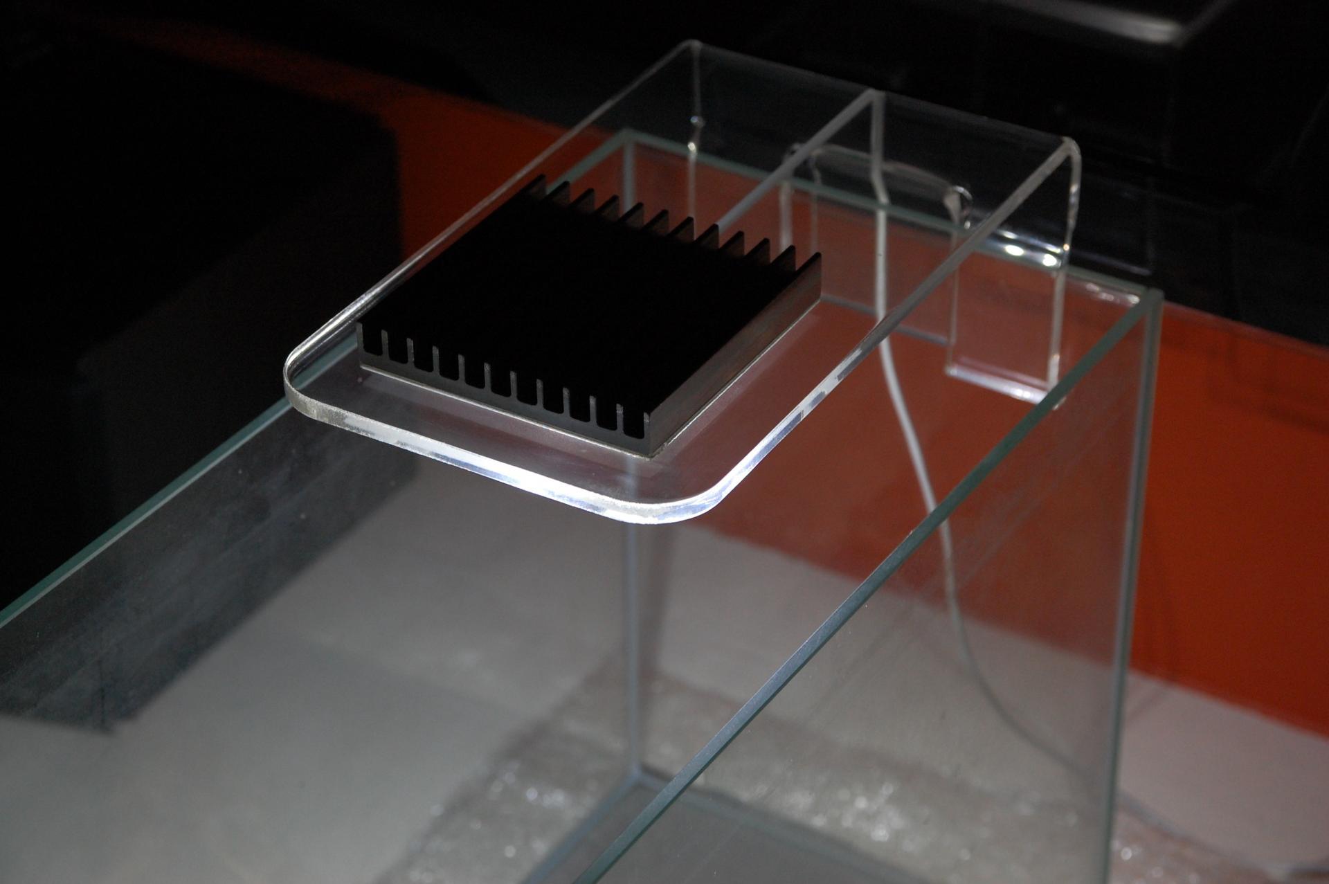 схема светодиодного светильника для аквариума