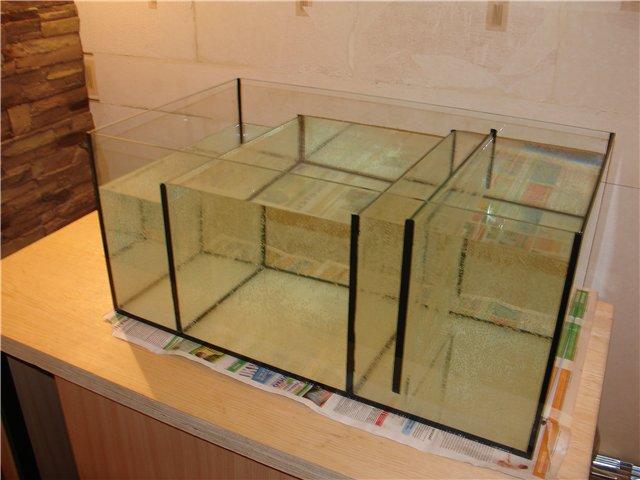 Внешний фильтр из стекла