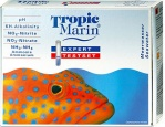 TROPIC MARIN EXPERT-Testset: pH, kH, NO2, NO3, NH3